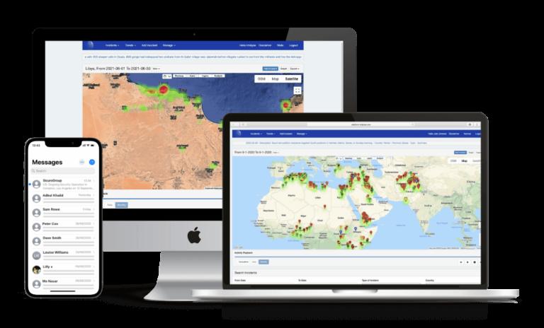 InSight, Information & Threat Analysis Platform
